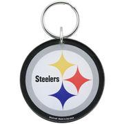 Pittsburgh Steelers High Definition Logo Keychain