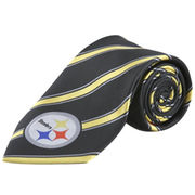 Pittsburgh Steelers Woven Poly Tie