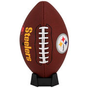 Pittsburgh Steelers Game Time Official Size Football