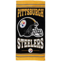 Pittsburgh Steelers Beach Towel