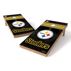 Pittsburgh Steelers Cornhole Set