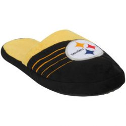 Pittsburgh Steelers Logo Slippers