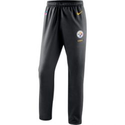 Pittsburgh Steelers Nike Team Logo Black Performance Pants