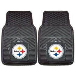 Steelers Car Mat Set
