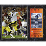 Ben Roethlisberger Pittsburgh Steelers Fanatics Authentic 12