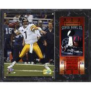 Ben Roethlisberger Pittsburgh Steelers Fanatics Authentic 12