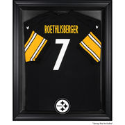 Pittsburgh Steelers Fanatics Authentic Black Framed Jersey Display Case