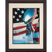 Fanatics Authentic 1976 Steelers vs. Cowboys Framed 8.5