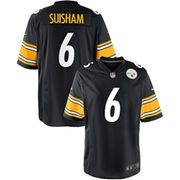 Nike Pittsburgh Steelers Youth Shaun Suisham Team Color Game Jersey
