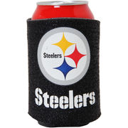 Pittsburgh Steelers 12oz. Glitter Can Cooler