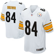 Antonio Brown Pittsburgh Steelers Nike Youth Game Jersey - White