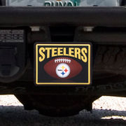 Pittsburgh Steelers Universal Hitch Cover