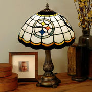 Pittsburgh Steelers Tiffany Table Lamp