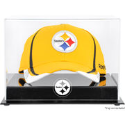 Pittsburgh Steelers Fanatics Authentic Acrylic Cap Logo Display Case
