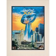 Fanatics Authentic 1980 Steelers vs. Rams 10.5