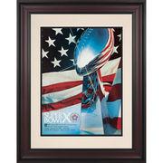 Fanatics Authentic 1976 Steelers vs. Cowboys Framed 10.5