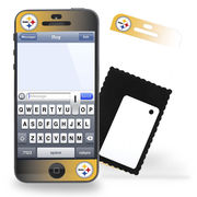 Pittsburgh Steelers Team Logo Screen Protector For iPhone 5