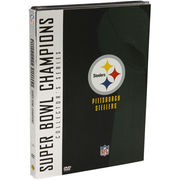 Pittsburgh Steelers Super Bowl Champions DVD 2-Disc Collection