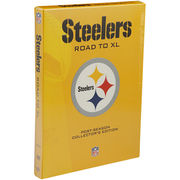 Pittsburgh Steelers Road to XL DVD