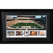 Pittsburgh Steelers Fanatics Authentic Framed Heinz Field Panoramic Collage with Game-Used Football-Limited Edition of 500