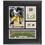 Marcus Gilbert Pittsburgh Steelers Fanatics Authentic Framed 15