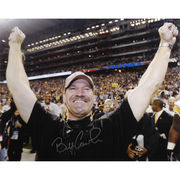 Bill Cowher Pittsburgh Steelers Fanatics Authentic Autographed 16