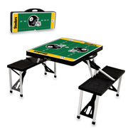 Pittsburgh Steelers Picnic Table - Black