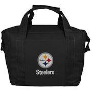 Pittsburgh Steelers Kooler Bag - Black
