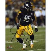 Jarvis Jones Pittsburgh Steelers Fanatics Authentic Autographed 8