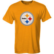 Pittsburgh Steelers Youth Primary Logo T-Shirt - Gold