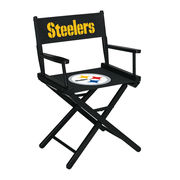 Pittsburgh Steelers Table-Height Directors Chair
