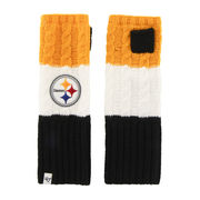 Pittsburgh Steelers '47 Brand Women's Swanson Arm Warmers