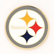 Pittsburgh Steelers WinCraft Primary Logo Pin