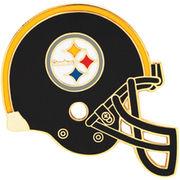 Pittsburgh Steelers WinCraft Helmet Logo Pin