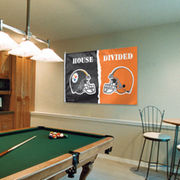 Pittsburgh Steelers vs. Cleveland Browns WinCraft 3' x 5' House Divided One-Sided Flag