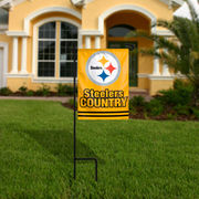 Pittsburgh Steelers WinCraft Garden Flag