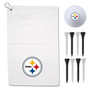 Pittsburgh Steelers WinCraft Golf Pro Combo Pack