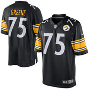 Joe Greene Pittsburgh Steelers Nike Retired Player Limited Jersey - Black