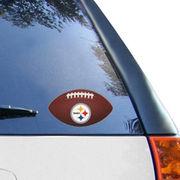 Pittsburgh Steelers WinCraft Football 5