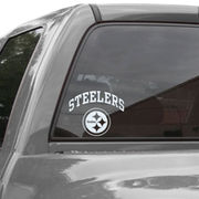 Pittsburgh Steelers Arched Decal