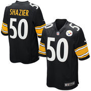 Ryan Shazier Pittsburgh Steelers Nike Game Jersey - Black