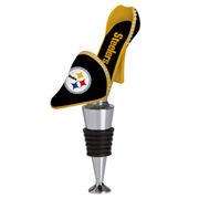 Pittsburgh Steelers Shoe Bottle Stopper