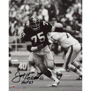 Joe Greene Pittsburgh Steelers Fanatics Authentic Autographed 8
