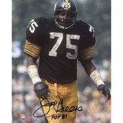 Joe Greene Pittsburgh Steelers Fanatics Authentic Autographed 8