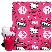 Pittsburgh Steelers Hello Kitty Hugger