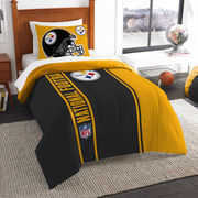 Pittsburgh Steelers The Northwest Company Soft & Cozy 2-Piece Twin Bed Set