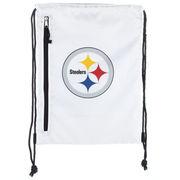 Pittsburgh Steelers Chalk Backsack - White