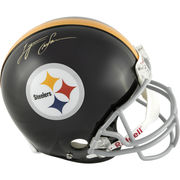 Lynn Swann Pittsburgh Steelers Fanatics Authentic Autographed Riddell Pro-Line Authentic Throwback Helmet