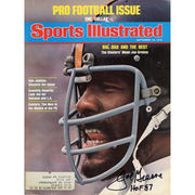 Joe Greene Pittsburgh Steelers Fanatics Authentic Autographed Sports Illustrated Big
