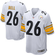 Le'Veon Bell Pittsburgh Steelers Nike Game Jersey - White